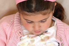 Free Eyelashes Stock Images - 1380624