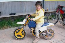 Free Motorcyclist Stock Photos - 1381133