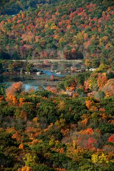 Free Hudson Valley Royalty Free Stock Photography - 1381307