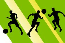 Free Soccer Stock Image - 1382021