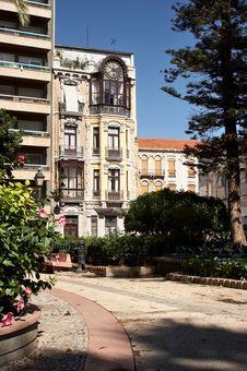 Street Of Cartagena Stock Image