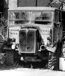 Free Abandoned Truck Stock Photos - 1382423