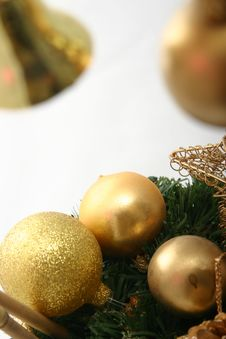 Free Christmas Ornament Stock Photography - 1384072