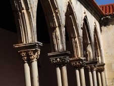 Free Baroque Arches Stock Photography - 1387132