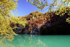 Free Plitvice National Park Royalty Free Stock Images - 1387309