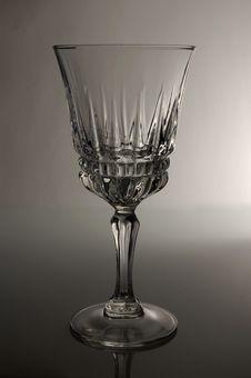 Free Empty Wine Glass Stock Photos - 1387323