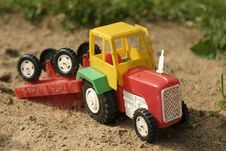 Free Toy Vehicle Stock Images - 1388294