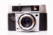 Free Camera And Film Royalty Free Stock Photo - 1388635