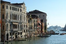 Free Grand Canal Royalty Free Stock Photography - 1388887