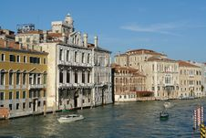 Free Grand Canal Stock Image - 1388911