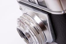 Free Camera And Film Royalty Free Stock Photography - 1389007
