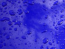 Free Rain Drops Stock Photo - 1389660