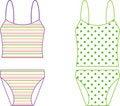 Free Bathing Suit Stock Photo - 13800100