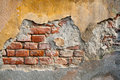 Free Grungy Brick Wall Royalty Free Stock Photos - 13802708