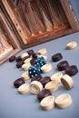 Free Backgammon Stock Photography - 13803362