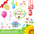 Free Easter Design Elements Royalty Free Stock Images - 13803629
