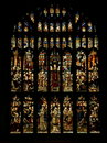 Free Stained Glass Arched Window Stock Images - 13805474
