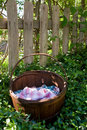 Free An Empty Basket Ready To Be Filled Royalty Free Stock Photos - 13806888