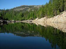 Free Jackson Meadow Lake Stock Images - 13800394