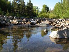 Free Jackson Meadow Lake Royalty Free Stock Photography - 13800397