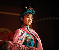 Free China Opera Royalty Free Stock Images - 13800799