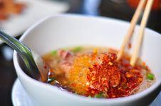Free Thai Noodle Royalty Free Stock Photo - 13800885