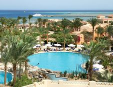 Free Summer Resort Stock Photos - 13801263