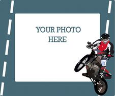 Free Motor Cycle Royalty Free Stock Photography - 13801557