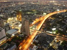 Free Bangkok From The State Building Stock Photos - 13802123
