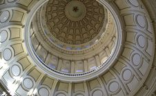 Free Texas State Capitol (dome, Inside View) Royalty Free Stock Image - 13802176