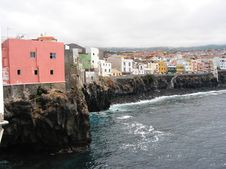 Free Tenerife Island Royalty Free Stock Image - 13803546