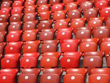 Free Stadium Seats Stock Photography - 13803632