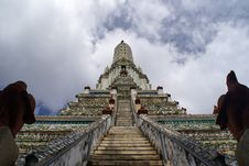 Free Wat Arun Stock Photography - 13803662