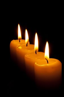 Free Candles Stock Photos - 13804133