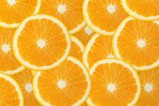Free Juicy Orange Fruit Background Royalty Free Stock Photography - 13804227