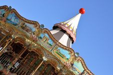 Free Parisian Carousel Stock Photos - 13804303