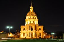 Free Les Invalides In Paris, France Stock Photos - 13804393