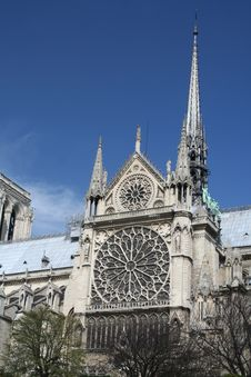 Free Notre Dame Royalty Free Stock Photo - 13804925