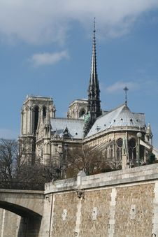 Free Notre Dame Stock Photos - 13804933