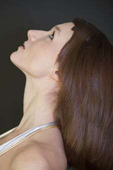 Free Woman In Profile Stock Photos - 13805523