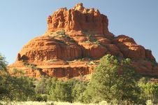 Free Bell Rock Of Sedona Stock Photo - 13805540