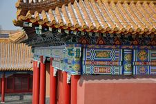 Free Forbidden City Royalty Free Stock Photography - 13805737