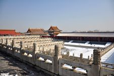 Free Forbidden City Stock Photography - 13805742