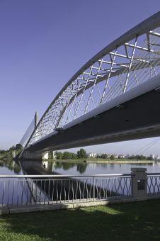 Free Seri Saujana Bridge Behind Sunlight Stock Photos - 13805823
