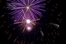 Free Fireworks Royalty Free Stock Image - 13806666