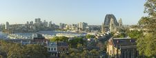 Sydney Panorama Stock Images