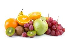 Free Fresh Fruit Royalty Free Stock Photo - 13808015