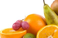 Free Fresh Fruit Royalty Free Stock Image - 13808036