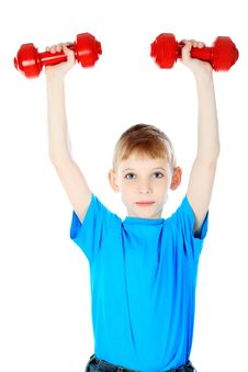 Free Young Sportsmen Stock Photo - 13808050