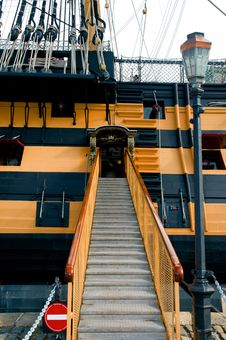 Free Stairs To Victory Royalty Free Stock Photography - 13808057